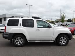 nissan suv white nissan xterra in alabama for sale used cars on buysellsearch