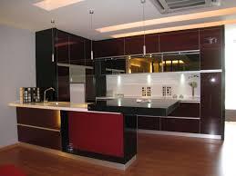 kitchen cabinet contemporary dark kitchen cabinet with white