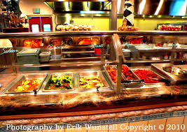All You Can Eat Lobster Buffet by Vegas Now U0026 Then