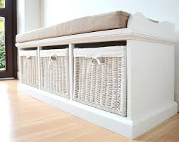 White Storage Bench White Storage Bench Seat Home Design Ideas