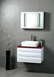 cozy red bathroom vanity vanity units red cedar bathroom vanity