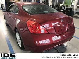 nissan altima 2013 down payment pre owned 2013 nissan altima 2 5 s 2dr car in rochester uh5591