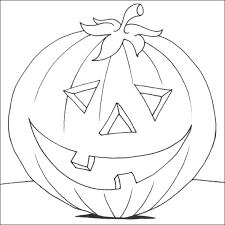 coloring pages halloween pumpkin coloring sheets