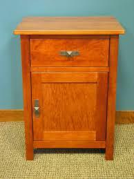 modern cherry wood nightstand brockhurststud com