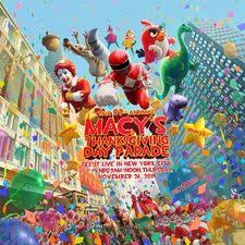 macy s thanksgiving day parade 2015 lineup nbc tv schedule route