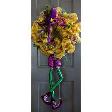 green mardi gras 27 mardi gras jester legs purple green gold 72787