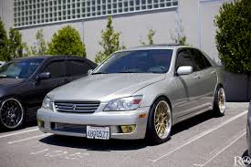 bagged lexus is250 nice stance on this boosted lexus is300 stance