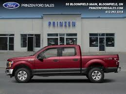 2018 ford f 150 xlt ruby red 2 7l ecoboost v6 engine with auto