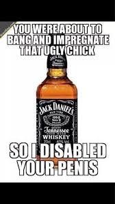 Meme Alcoholic Guy - good guy whiskey has your back meme guy