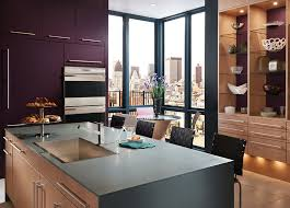 contemporary urban revival kitchen by woodmode shown in