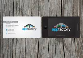 business card design app get your own free mobile app for