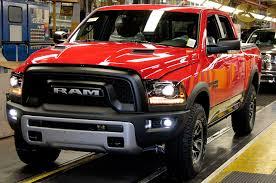 Ram Dakota 2015 2015 Ram 1500 Rebel Rolls Off Line In Warren