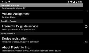 tv guide for antenna users freeair tv watch pause record live tv anywhere android apps