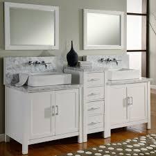 direct vanity sink 7080d1 wwc horizon 84 in bathroom