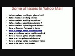 yahoo email not pushing to iphone contact 1 888 411 1123 yahoo mail customer care contact number by
