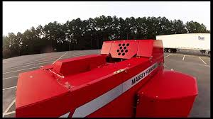 new massey ferguson small square baler mf1840 youtube