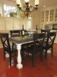 pedestal base for granite table top best dining room tables with granite tops simple decor reviews