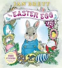 Amazon Prime Easter Decorations by Amazon Com The Easter Egg 9780399252389 Jan Brett Books