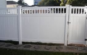 trellis christchurch pvc fencing nz durafence