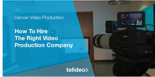 Denver Video Production Denver Video Marketing Blog Telideo Productions Llc