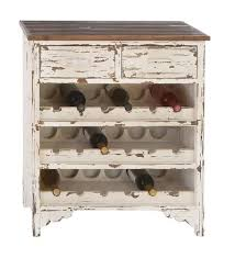 distressed wooden wine cabinet globe imports