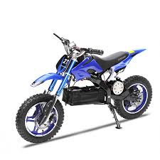 toy motocross bikes xtreme 36v 800w nitro dirt bike in blue xtreme toys