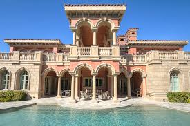 italian architecture homes 2 southern highlands homes offer taste of italy in the desert