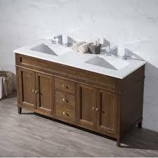 Trough Sink Bathroom Vanity Double Trough Sink Vanity Wayfair