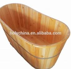 wooden bathtubs hot sale high quality portable wooden bathtub buy portable wooden