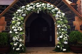 wedding arch northern ireland sallys floral studio ballymena co antrim northern ireland