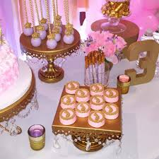 pink and gold princess birthday party the iced sugar cookie