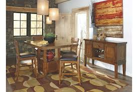 Pub Height Dining Room Sets Ralene Counter Height Dining Room Table Ashley Furniture Homestore