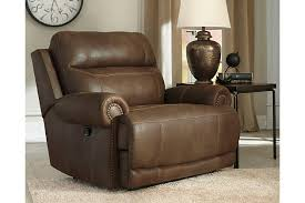 Oversized Reclining Chair Austere Oversized Recliner Ashley Furniture Homestore