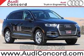 audi q7 towing package 2017 audi q7 pricing for sale edmunds