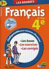 Livre - Les Basiques Bordas; francais ; 4eme - Jeanine Borrel ...