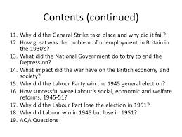essay plans british history ppt download