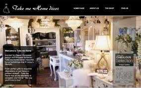vancouver home decor take me home decor vancouver web design web development