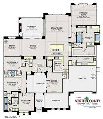 floor plans for new homes artesian estates floor plans san diego new homes in sur