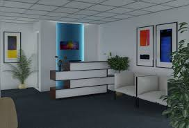 commercial project interior design company in bangladesh