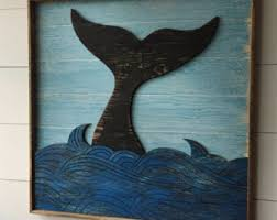 whale wall etsy