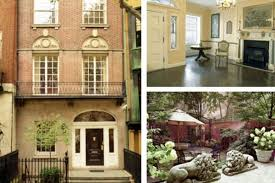 woody allen u0027s new townhouse curbed ny