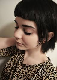 joanne d arc haircut short bangs tumblr short indie scene hair h pinterest short