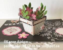 Challenge Flower Pot 50 Best Cards Flower Pot Popstand Pop It Ups Images On