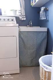 best 25 utility sink skirt ideas on pinterest utility sink