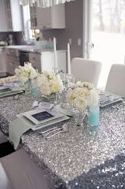 best 25 sequin tablecloth ideas on gold sequin table