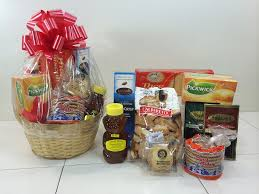 Snack Baskets Tea Time Gift Basket Bennett U0027s Baskets