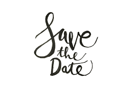 create your own save the date how to letter your own save the dates creative market