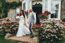 low budget wedding low budget wedding with luxe styling bespoke wedding gown parley