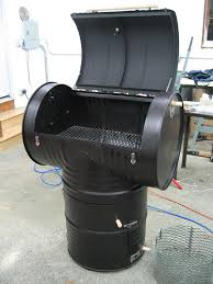 home built smoker plans 15 homemade smokers to add smoked flavor to meat or fish the self