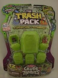 trash pack 150 compost monster trash pack